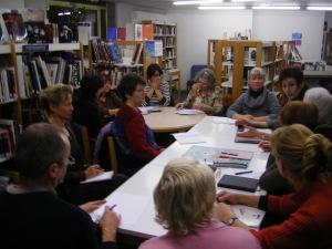 Atelier d'Ecriture Argelès 2009